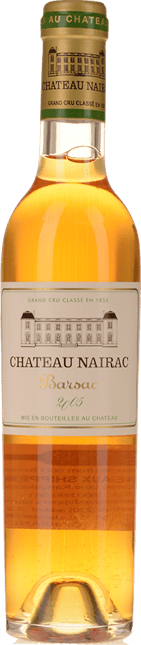 CHATEAU NAIRAC 2me cru classe, Barsac 2005