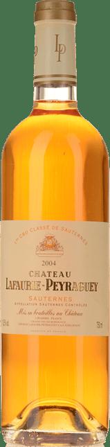 CHATEAU LAFAURIE-PEYRAGUEY 1er cru classe, Sauternes 2004