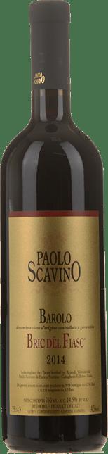 PAOLO SCAVINO Bric Del Fiasc, Barolo DOCG 2014
