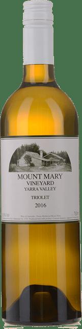 MOUNT MARY Triolet Semillon Sauvignon Blanc Muscadelle, Yarra Valley 2016