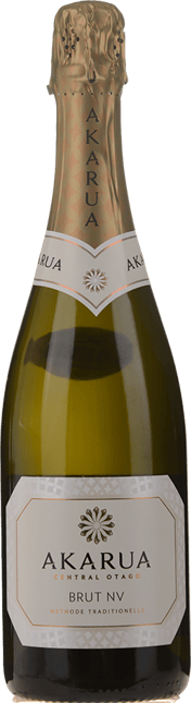AKARUA Brut Chardonnay Pinot Noir Sparkling, Central Otago NV