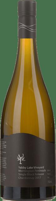 YABBY LAKE VINEYARD Single Block Release Block 6 Chardonnay, Gippsland-Mornington Peninsula 2017