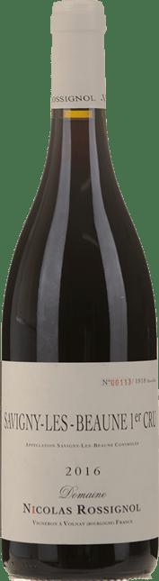DOMAINE NICOLAS ROSSIGNOL Savigny-Les-Beaune 1er Cru 2016