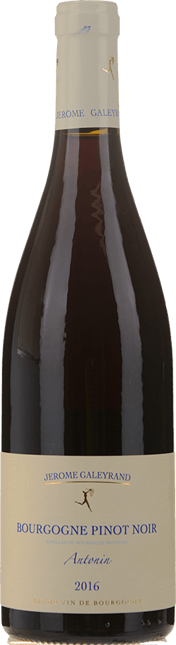 DOMAINE JEROME GALEYRAND, Bourgogne Pinot Noir Antonin 2016