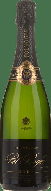 POL ROGER Brut, Champagne 2009