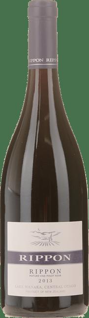 RIPPON VINEYARDS Mature Vine Pinot Noir, Central Otago 2013