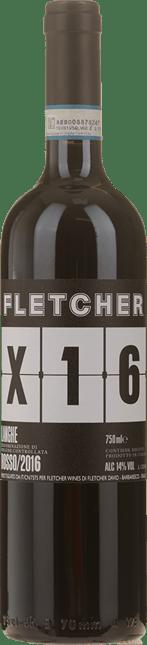 FLETCHER WINES, Langhe Rosso DOC  2016