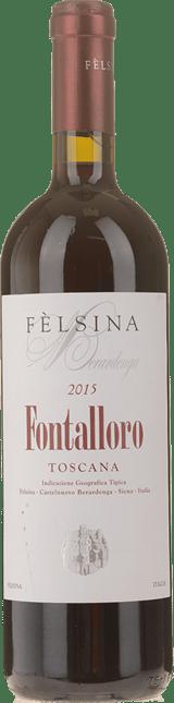 FATTORIA DI FELSINA Fontalloro, Toscana IGT 2015