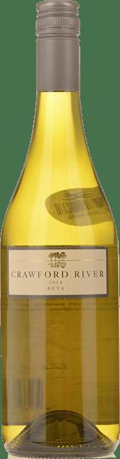 CRAWFORD RIVER WINES Beta Sauvignon Blanc-Semillon, Henty 2014