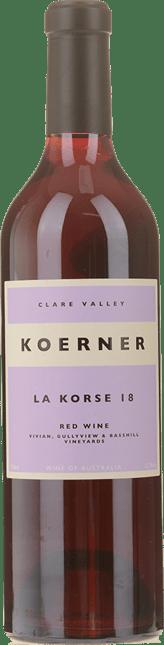 KOERNER WINES La Corse, Clare Valley 2018