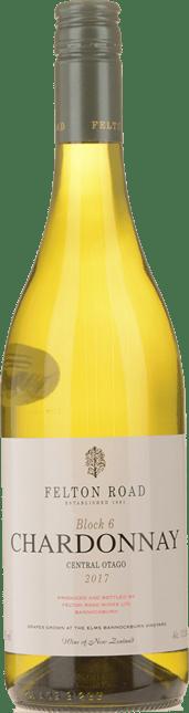 FELTON ROAD Block 6 Chardonnay, Central Otago 2017