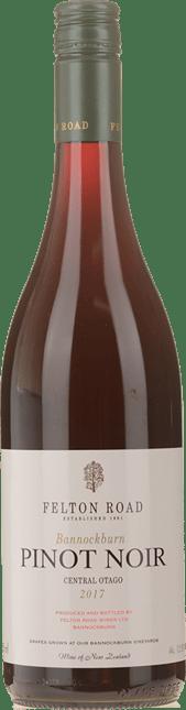 FELTON ROAD Bannockburn Pinot Noir, Central Otago 2017