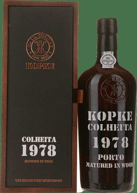 KOPKE Colheita, Oporto 1978