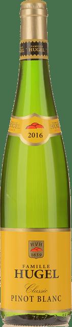 HUGEL ET FILS Pinot Blanc, Riquewihr 2016