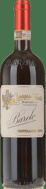 FRATELLI BARALE Castellero, Barolo DOCG 2014