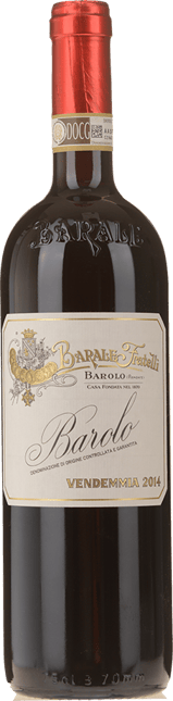 FRATELLI BARALE, Barolo DOCG 2014