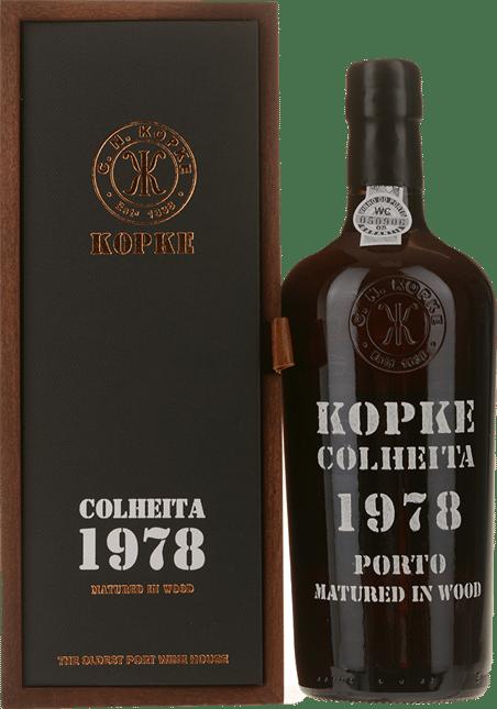 KOPKE Colheita  Oporto 1978