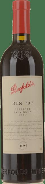 PENFOLDS Bin 707 Cabernet Sauvignon, South Australia 2016