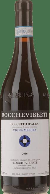 ROCCHE VIBERTI, Dolcetto D'Alba, Piedmont 2016