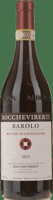 ROCCHE VIBERTI, Rocche di Castiglione Barolo, Piedmont 2013