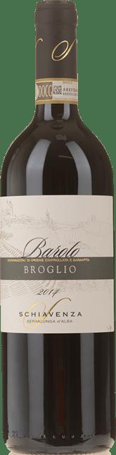 AZIENDA AGRICOLA SCHIAVENZA Broglio, Barolo 2014