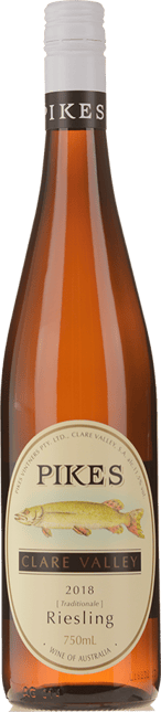 PIKES Traditionale Riesling, Clare Valley 2018
