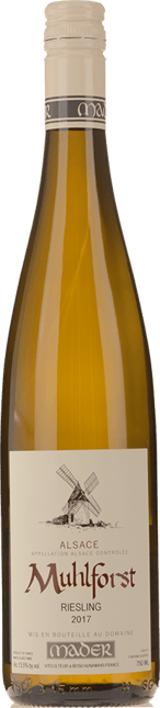 MADER (DOMAINE JEAN-LUC) Muhlforst Riesling, Alsace 2017