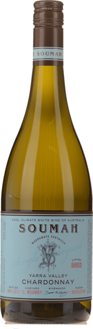 SOUMAH U. Ngumby Single Vineyard Chardonnay, Yarra Valley 2017