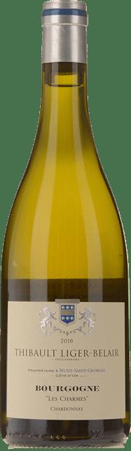 THIBAULT LIGER-BELAIR Les Charmes , Bourgogne Blanc 2016