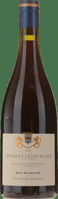 THIBAULT LIGER-BELAIR Les Grands Chaillots, Bourgogne Rouge 2016