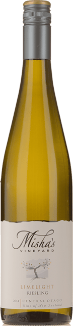 MISHA'S VINEYARD Limelight Riesling, Central Otago 2014