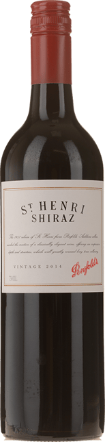 PENFOLDS St. Henri Shiraz, South Australia 2014