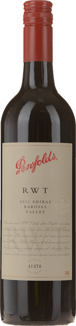 PENFOLDS RWT Shiraz, Barossa Valley 2011