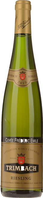 TRIMBACH Cuvee Frederic Emile Riesling, Ribeauville 2010