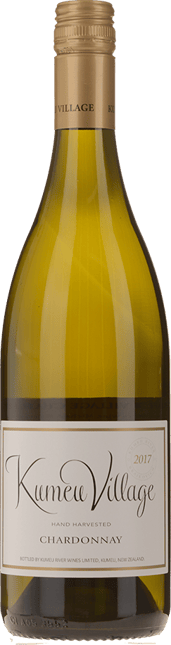 KUMEU RIVER WINES Village Chardonnay, Auckland 2017
