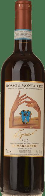 IL MARRONETO Rosso di Montalcino , Rosso di Montalcino DOC 2016