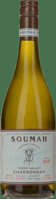 SOUMAH Single Vineyard Hexham Chardonnay, Yarra Valley 2018