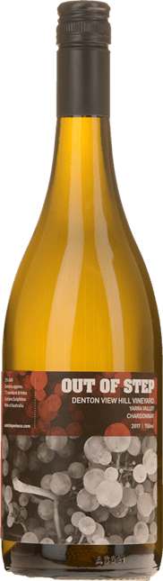 OUT OF STEP Denton View Hill Chardonnay, Yarra Valley 2017