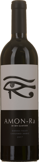 GLAETZER WINES AMON Ra unfiltered Shiraz, Barossa Valley 2017