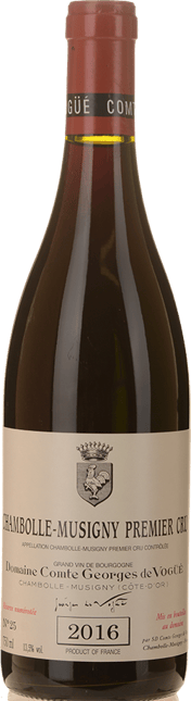 DOMAINE COMTE GEORGES DE VOGUE 1er cru, Chambolle-Musigny 2016