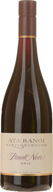 ATA RANGI Pinot Noir, Martinborough 2016