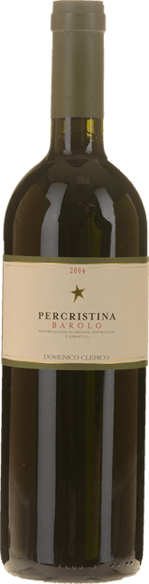 DOMENICO CLERICO Percristina, Barolo 2004