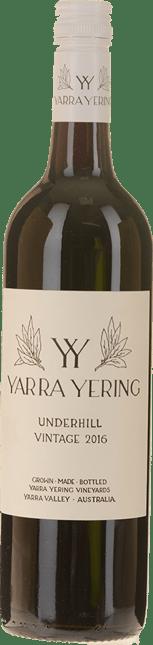 YARRA YERING Underhill Shiraz, Yarra Valley 2016