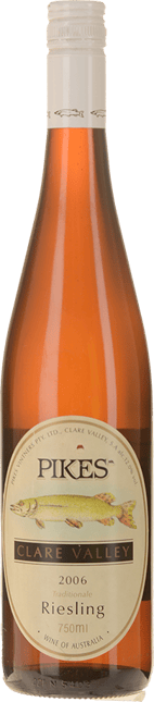 PIKES Traditionale Riesling, Clare Valley 2006