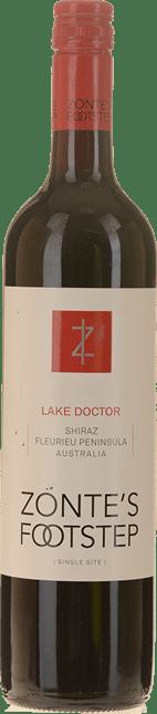 ZONTE'S FOOTSTEP Lake Doctor Shiraz, Fleurieu Peninsula 2010