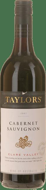 TAYLORS WINES Cabernet Sauvignon, Clare Valley 2007