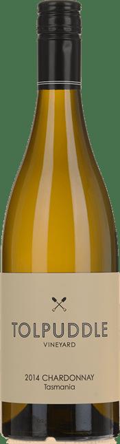 TOLPUDDLE VINEYARD Chardonnay, Tasmania 2014