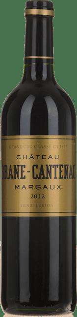 CHATEAU BRANE-CANTENAC 2me cru classe, Cantenac-Margaux 2012