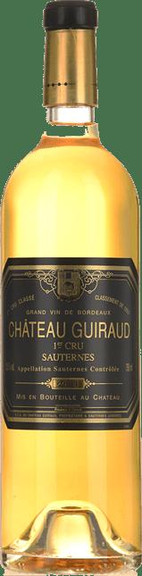 CHATEAU GUIRAUD 1er cru classe, Sauternes 2004