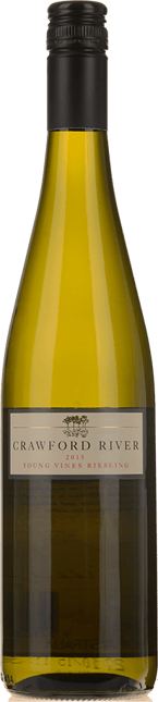 CRAWFORD RIVER WINES Young Vines Riesling, Henty 2015